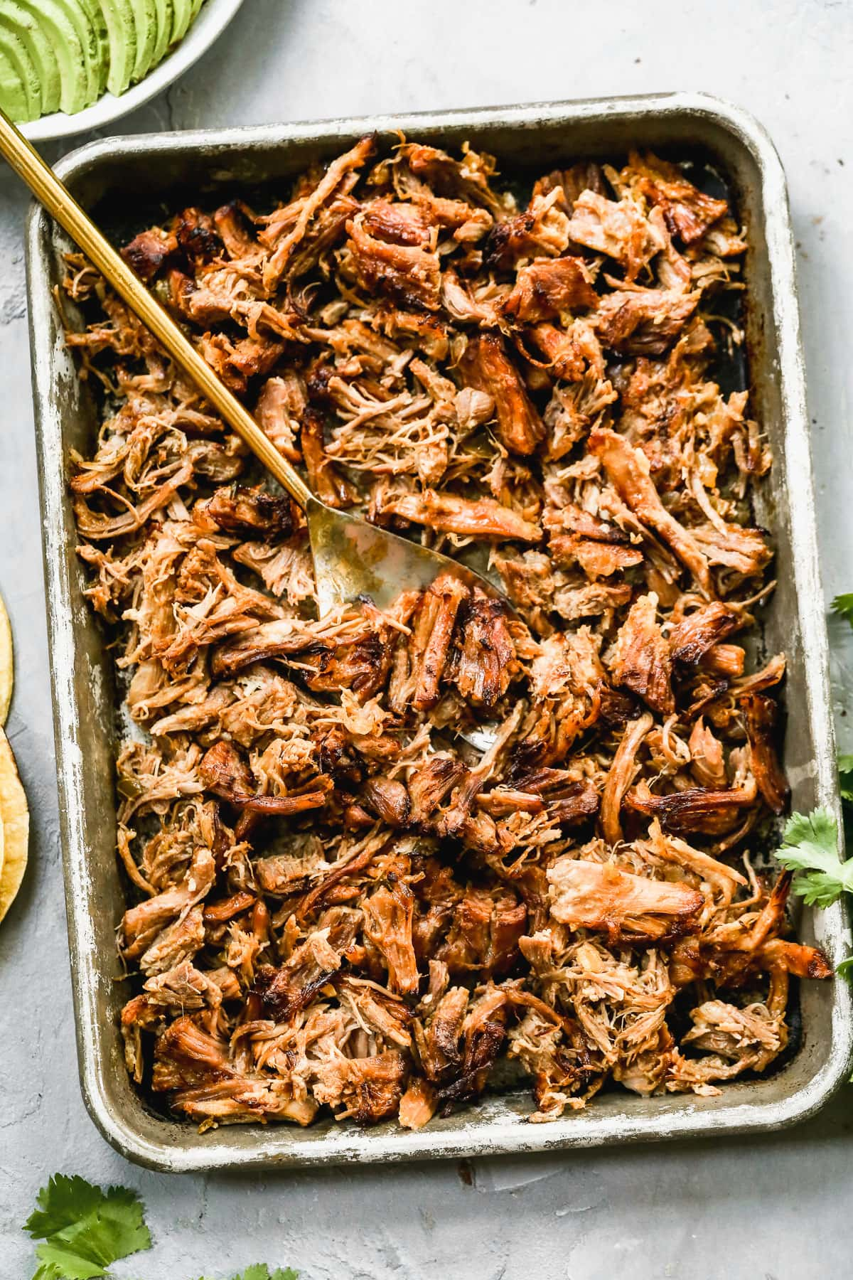 perfect broiled instant pot carnitas for tacos